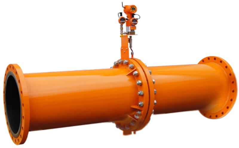 Расходомер газа струйный линейки Turbo Flow серии GFG-DP